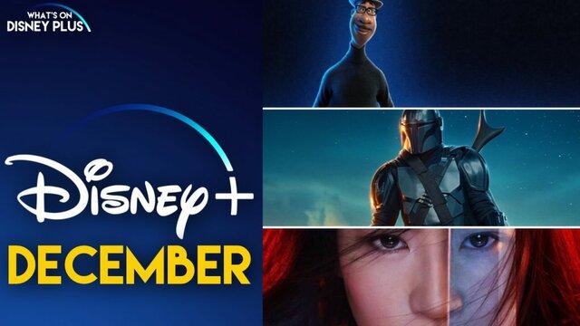 2020 Disney +