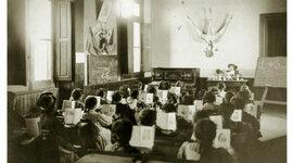Principales sucesos políticos y educativos en Argentina de 1884 hasta 1916 timeline