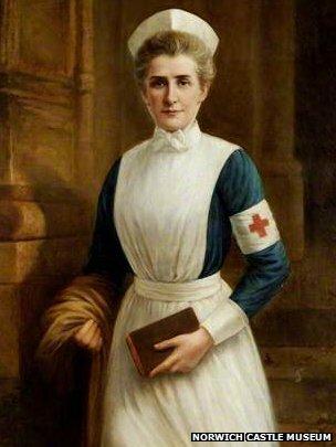 Death of Edith Cavell