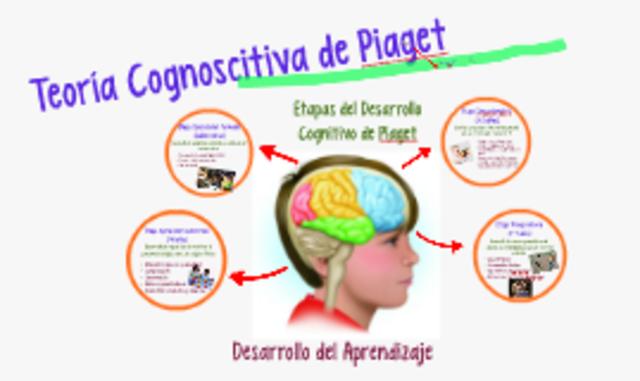 Teoría del desarrollo cognitivo de Piaget 1896-1980