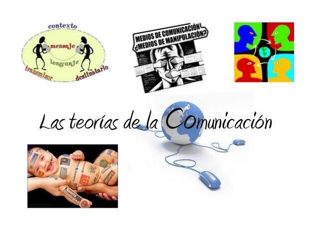 Teoría de la comunicación 1920