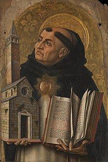 Santo Tomás de Aquino (1224/1225- 1274)