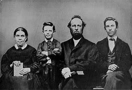 Nacimiento del Primer hijo de Elena De White 1849