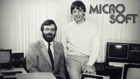 Llega Microsoft