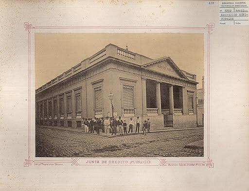La Secretaría de Hacienda en 1928