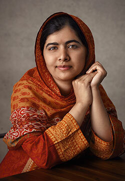 Malala Yousafzai (Nobel de paz 2014)