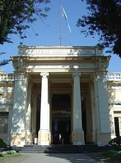Fundación de la Universidad de Tucumán