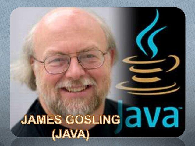 James Gosling