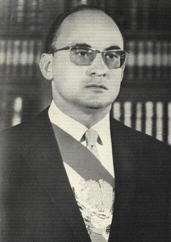 Presidente Luis Echeverria