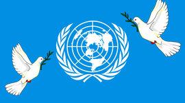 Personajes de la paz. timeline