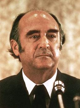 Presidente José López Portillo.