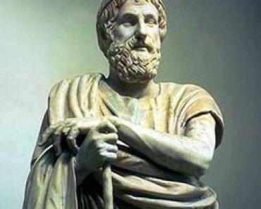 Parménides de Elea (540 a.C -470 a.C)