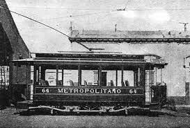 Inauguración de Tranvía