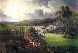 Batalla del pasto