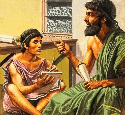 Ideal educativo Ateniense