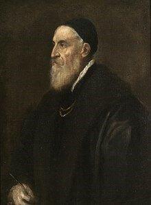 Tiziano Vecellio di Gregorio  (1488  - 1576).