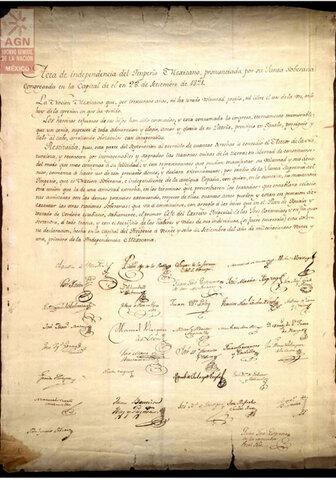 1841 - Baes de Tacubaya