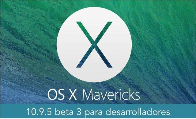 Mac OS X 10.9 Mavericks