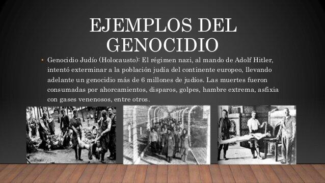 Genocidio