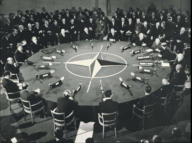 Después de la conformación de la OTAN