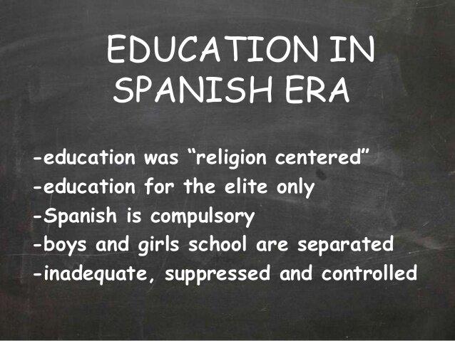 The spanish (1960s)