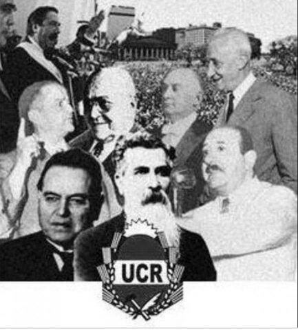 1891- Unión Cívica Radical