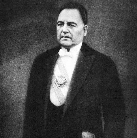 1916 Presidencia de Hipolito Yrigoyen