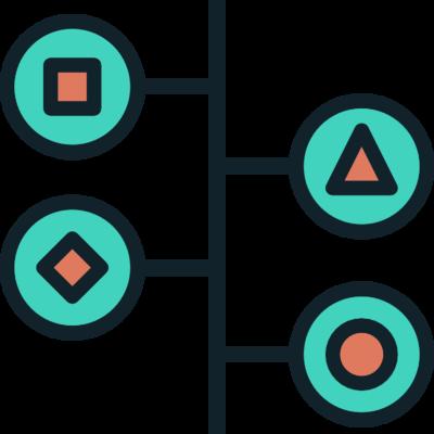 Evolución de las corrientes teóricas y epistemológicas que sustentan el desarrollo de la Informática Educativa. timeline