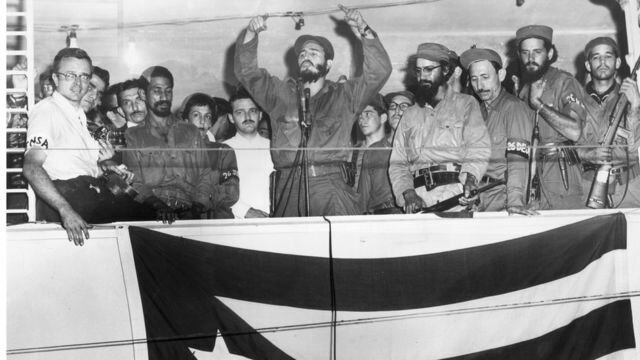 Revolución en cuba