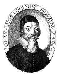 Comenius 17th century (1600s)