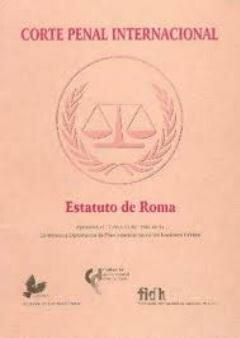 La firma del Estatuto de Roma