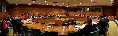 La Corte Penal Internacional, entró en funciones en el año 2002