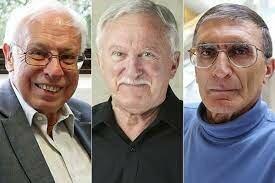 Tomas Lindahl, Aziz Sancar y Paul Modrich
