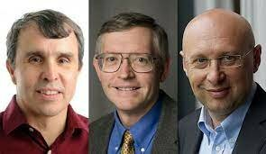 Eric Betzig, Stefan Hell y W. E. Moerner