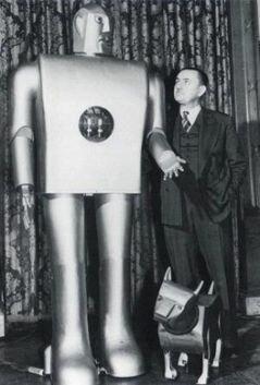 Invención del Primer Robot