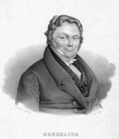 Berzelius (1812):