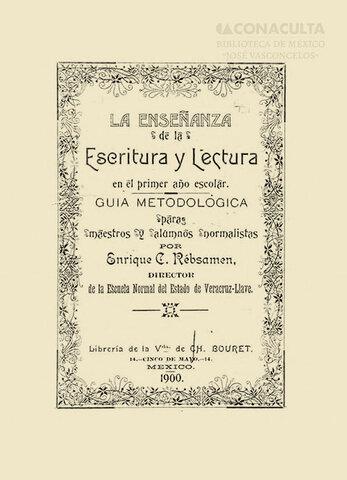 Rébsamen (1899)