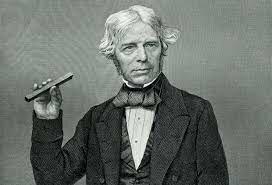 Faraday (1834):
