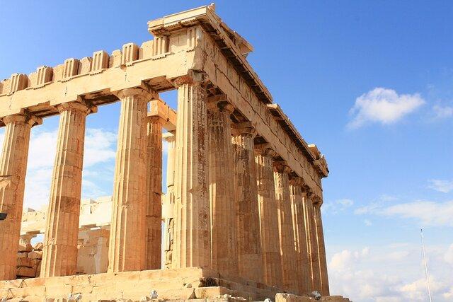 Formación de polis griegas