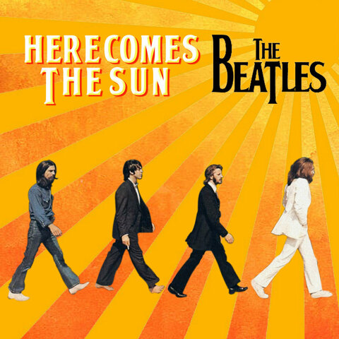 """The Beatles, """"Here Comes the Sun"""""""