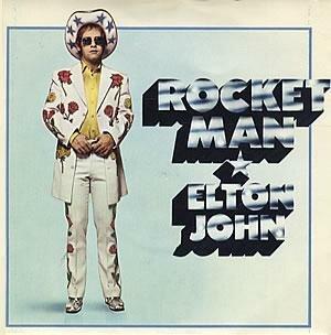"""Elton John, """"Rocket Man"""""""