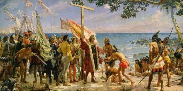 Inicio del Virreinato y  Antonio Mendoza primer virrey