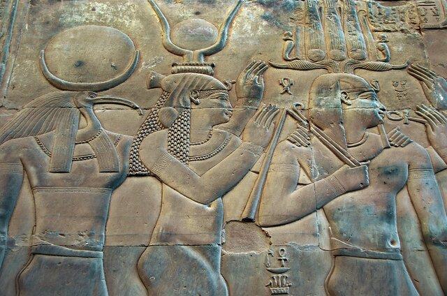 Hay diferencia entre griegos, caldeos y egipcios.