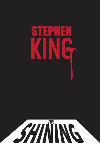 "Stephen King. ""The Shining."""