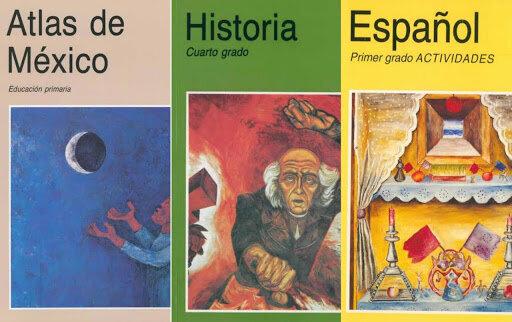 Libros de texto gratuitos.