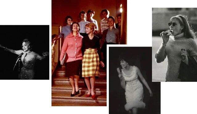 1960-е -ярчайшее десятилетие в истории мировой моды