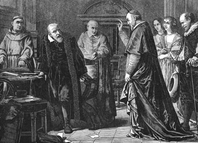 Galileo Galilei y la Inquisición