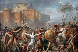 Caida del imperio romano