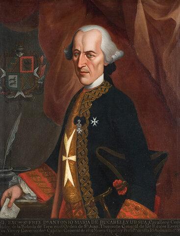 Antonio María de Bucarelli y Ursúa
