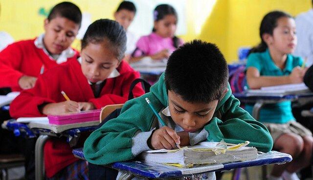 La centralización y políticas educativas